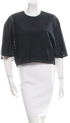 Kaelen Cropped Swing Top w/ Tags