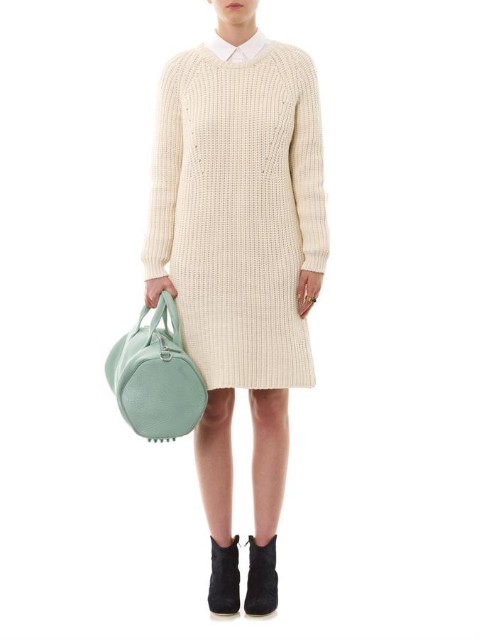 Vanessa Bruno Chunky knit sweater dress