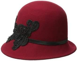 26cd7883c Felt Cloche Hat - ShopStyle