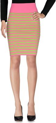 Moschino Knee length skirts - Item 35340968MQ