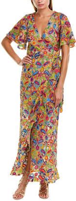 Tularosa Huntley Wrap Dress