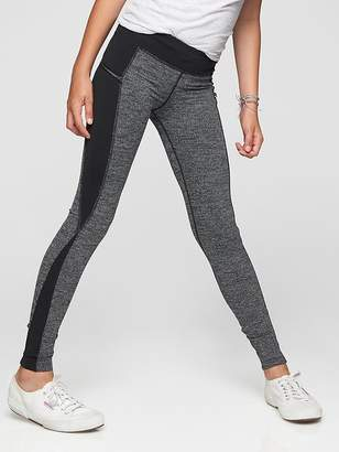Athleta Girl Texture Zip Around Tight
