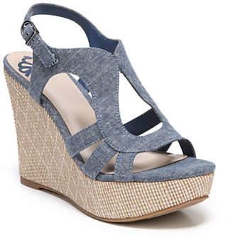 Fergalicious Vista Wedge Sandals