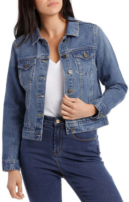 Grab Denim Bleeker Jacket