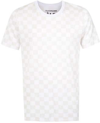 À La Garçonne printed T-shirt
