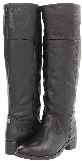 Ted Baker Nyree (Black Leather) - Footwear