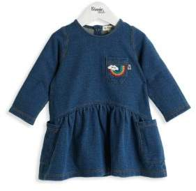 Baby Girl's Donna Terry Cotton Dress