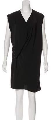 AllSaints Aures Ruched Dress