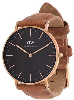 Daniel Wellington Classic Black Durham watch