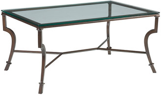 Artistica Syrah Coffee Table - Antiqued Copper