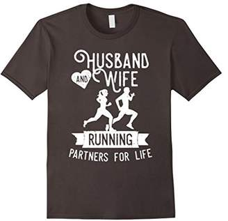 Fitness Running T shirts - Matching Couples Workout Outfits