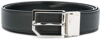 Bally buckle fastened classic belt
