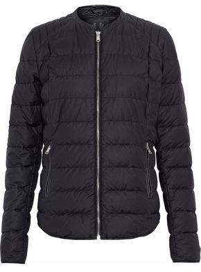 Belstaff Quilted Cotton-Blend Down Jacket