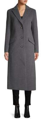 Cinzia Rocca Icons Wool & Cashmere Trench Coat