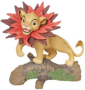"Precious Moments Disney's The Lion King Simba ""Dream Big"" Figurine"