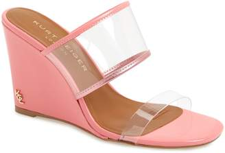 Kurt Geiger London Charing Wedge Slide Sandal