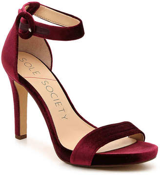 Sole Society Emelia Platform Sandal - Women's