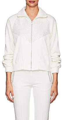 Area Women's Deja Crystal-Embellished Track Jacket