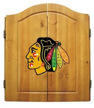 D+art's NHL Chicago Blackhawks Dart Board
