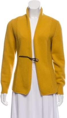 Fabiana Filippi Wool Knit Cardigan
