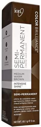 Ion Blackest Black Semi Permanent Hair Color