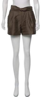 3.1 Phillip Lim Silk Mini Shorts w/ Tags