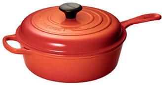 Le Creuset 3.5L Covered Saute Pan