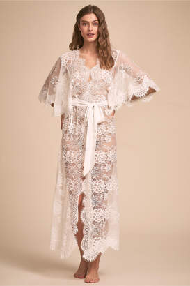 Homebodii Kassiah Lace Robe