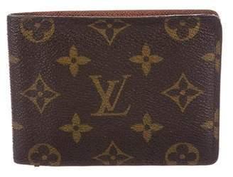 Louis Vuitton Monogram Slender Wallet