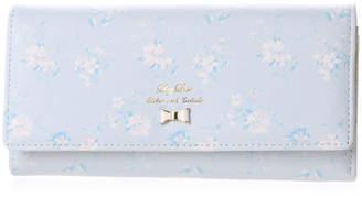 Liz Lisa (リズ リサ) - リズリサ LIZ LISA フィオラ リボンブローチ付花柄長財布