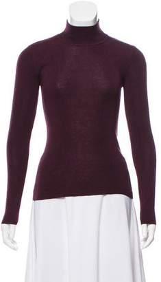 Alexander McQueen Wool Turtleneck Sweater