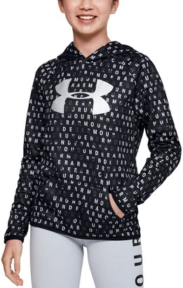 Under Armour Girls' Armour Fleece Hoodie