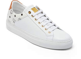 MCM Men's Visetos Combi Sneakers