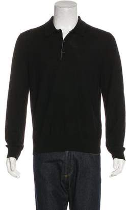 Jack Spade Wool Polo Shirt