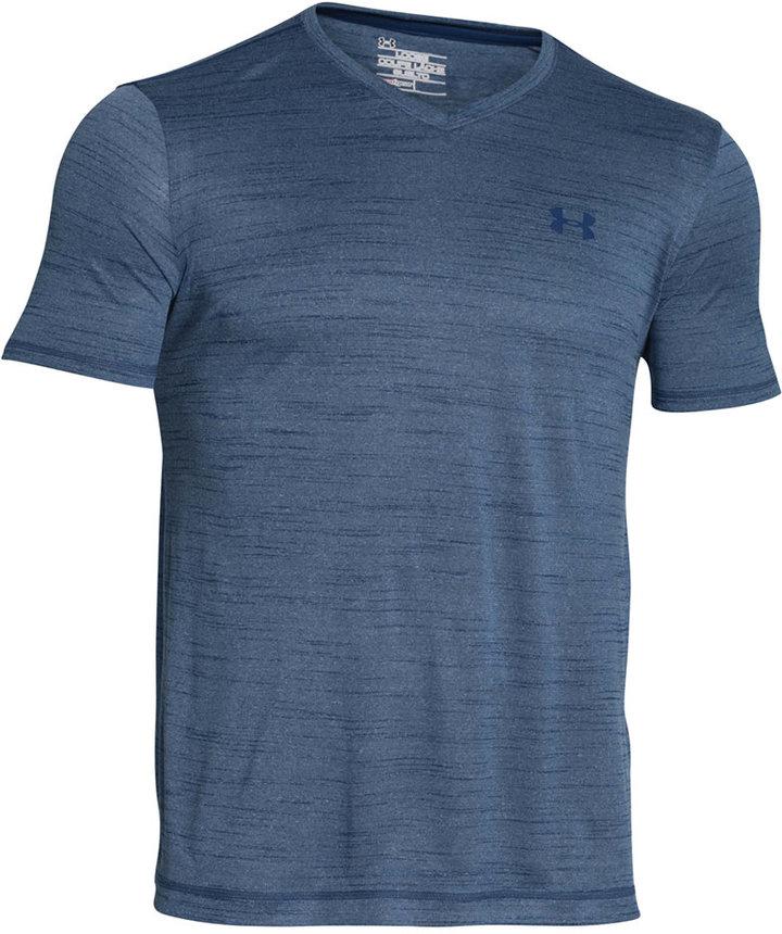 Under Armour Men's V-Neck Tech T-Shirt
