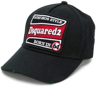 DSQUARED2 Born In 64 baseball cap