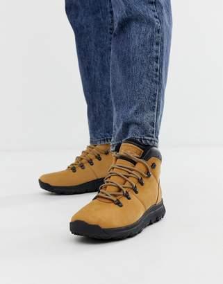Timberland World Hiker chukka boots in beige