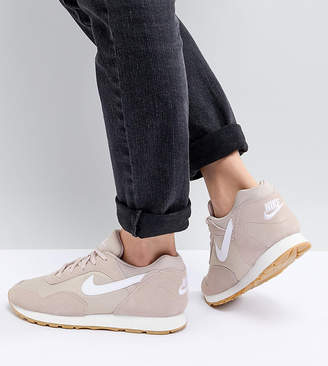 Nike Outburst Trainers In Beige