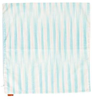 Missoni Striped Throw Pillow Cover