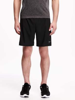"""Old Navy Go-Dry Mesh-Trim Run Shorts for Men (7"""")"""