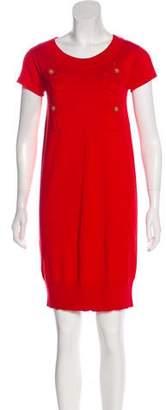 Diane von Furstenberg Knit Mini Dress w/ Tags