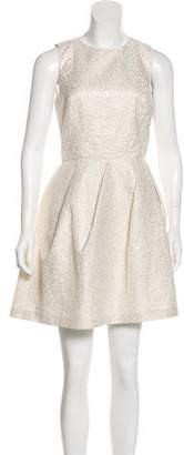 Erin Fetherston ERIN by Jacquard A-Line Dress