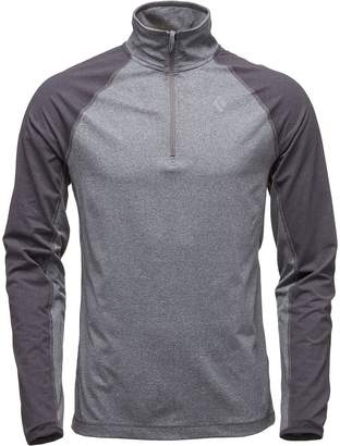 Black Diamond Approach 1/4-Zip Fleece Jacket - Men's