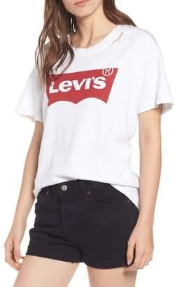 Levi's Logo Ex-Boyfriend Tee