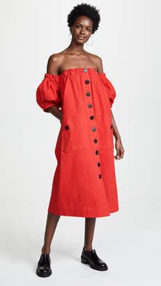 Edit Off Shoulder Dress
