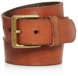 Frye Men's Bowery Leather Belt