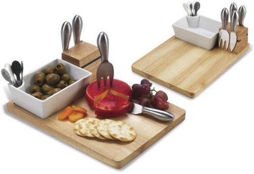 Picnic at Ascot 10-pc. Cheese Board Set