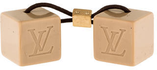 Louis VuittonLouis Vuitton Logo Hair Cubes