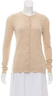 Bloomingdale's Cashmere Crew Neck Cardigan