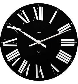 Alessi Firenze Wall Clock 12 B